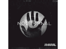 CD Amaral - Nocturnal — Pop-Rock