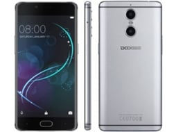 Smartphone DOOGEE Shoot 1 16GB Cinzento — Android 6.0 / 5.5'' / Quad Core 1.5GHz / 2GB RAM / Dual SIM