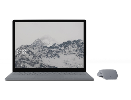MICROSOFT Surface Laptop 13,5'' — Intel Core i5-7200U | 8 GB | 128 GB SSD | Intel HD 620