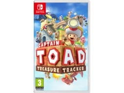 Jogo Nintendo Switch Captain Toad: Treasure Tracker — Plataformas | Idade mínima recomendada: 3