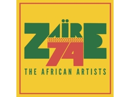 CD Zaire 74 The African Artists