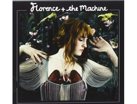 CD Florence & The Machines - Lungs — Pop-Rock