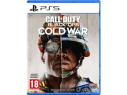 Jogo PS5 Call of Duty Black Ops Cold War