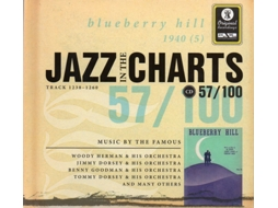 CD Jazz In The Charts 57/100 (Blueberry Hill 1940