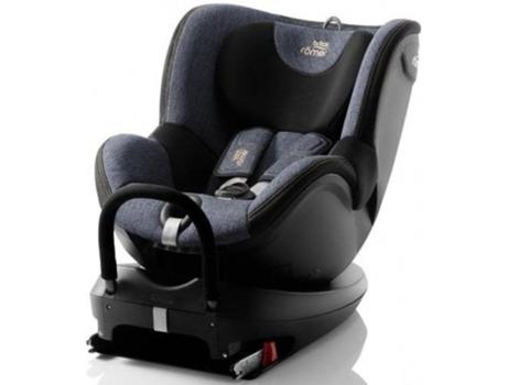 RÃ?MER  BRITAX - Cadeira Auto RÖMER  BRITAX Dualfix² R Blue Marble