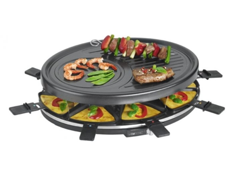 Raclete Grill CLATRONIC RG 3517 — 1200 W