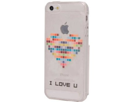 Capa KUNFT iPhone 6 I Love Y — Compatibilidade: iPhone 6