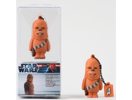 PEN USB 3D STAR WARS Chewbacca 8GB — 8 GB | USB 2.0