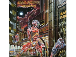 Vinil Iron Maiden - Somewhere In Time - — Metal / Hard