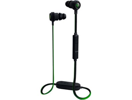 Microauscultadores Gaming RAZER Hammerhead Bluetooth — Bluetooth / iOS and Android