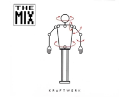 CD Kraftwerk - The Mix