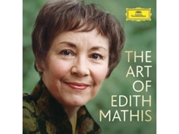 CD Edith Mathis - The Art Of Edith Mathis — Jazz