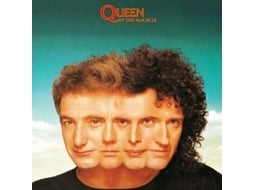 CD Queen - The Miracle — Pop-Rock