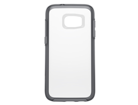 Capa OTTERBOX Symmetry Clear Galaxy S7 Cinzento — Symmetry Clear