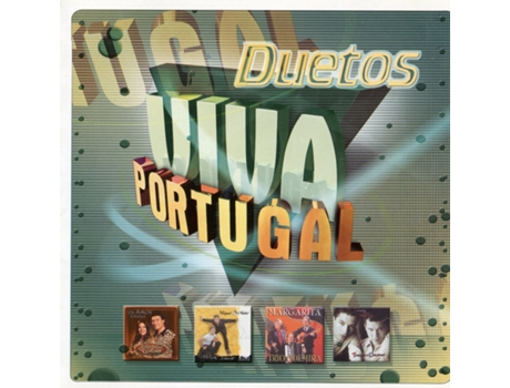 CD Viva Portugal - Duetos — Portuguesa