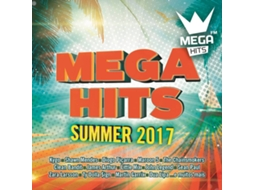 CD Vários - Megahits Summer 2017 — Pop-Rock