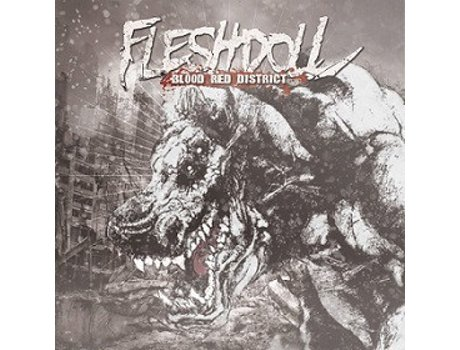 CD Fleshdoll - Blood Red District