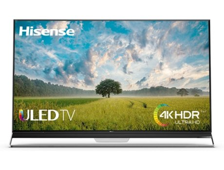 TV LED 4K Ultra HD 65'' HISENSE 65U9A — 4K Ultra HD| 65''| B