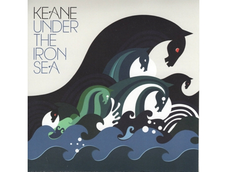 CD Keane - Under The Iron Sea — Pop-Rock