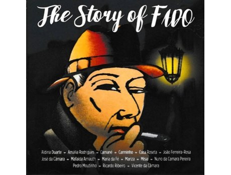 CD Vários - The Story of Fado — Fado