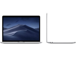 MacBook Pro 2019 APPLE Prateado - MV992PO (13.3'' - Intel Core i5 - RAM: 8 GB - 256 GB SSD - Intel Iris Plus 655 - Touch Bar) — macOS | QHD