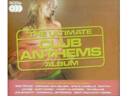 CD The Ultimate Club Anthems Album