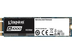 Disco Interno SSD  2.5'' KINGSTON SA1000M8 — 2.5'' / 480 GB