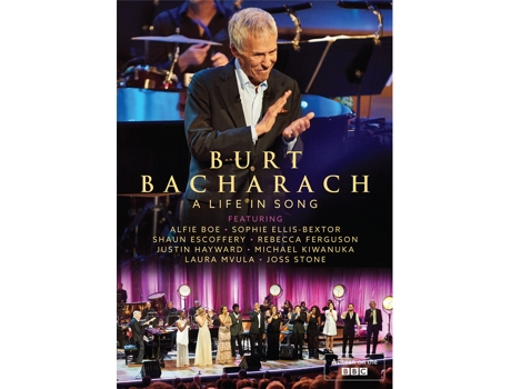 DVD Burt Bacharach - A Life In Song — Pop-Rock