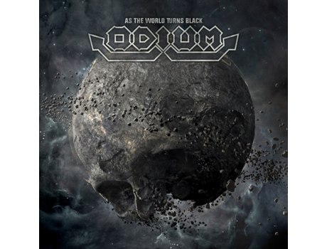 CD Odium  - As The World Turns Black