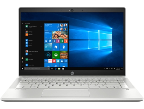 Portátil 14'' HP 14-CE0017NP — Intel® Core? i5-8250U | 8 GB | 256 GB SSD | NVIDIA® GeForce® MX130