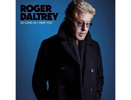 Vinil LP Roger Daltrey - As Long As I Have You (Vinil Blue) — Pop-Rock