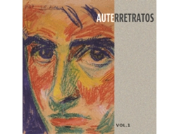 CD Luis Eduardo Aute - Auterretratos — Pop-Rock