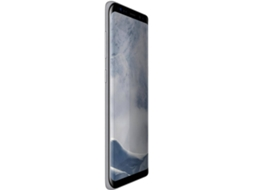 Smartphone MEO Samsung Galaxy S8 Plus Prateado — Android 7.0 / 6,2'' / 4G / Octa Core 4x2.45GHz