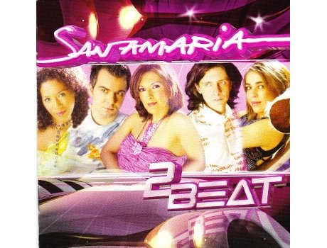 CD Santamaria-2 Beat — Portuguesa
