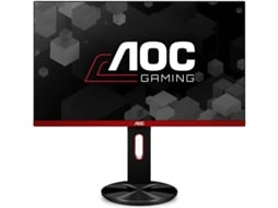 Monitor Gaming AOC G2590PX (24.5'' - 1 ms - 144 Hz - AMD FreeSync) — LED TN | Full HD