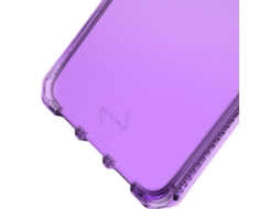 Capa ITSKINS Spectrum iPhone X Roxo — Compatibilidade: iPhone X