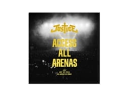 Vinil Justice  - Access All Arenas (2017 Edition)