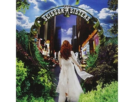 CD Scissors Sisters - Scissors Sisters — Pop-Rock