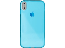 Capa PURO 0.3 Nude iPhone X Azul — Compatibilidade: iPhone X, XS