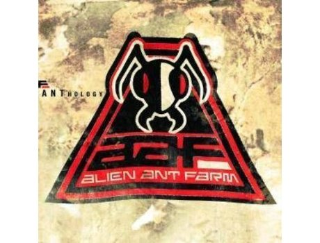 CD Alien Ant Farm - Anthology — Pop-Rock