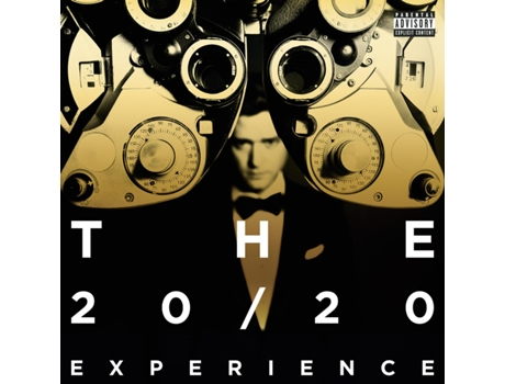 CD Justin Timberlake - The 20/20 Experience 2 of 2   ( 2 s) — Pop-Rock