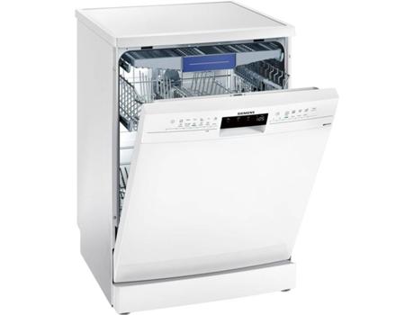 Máquina de Lavar Loiça SIEMENS SN236W02KE (13 Conjuntos - 60 cm - Branco)