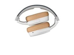 Auscultadores Bluetooth SKULLCANDY Crusher (Over Ear - Microfone - Noise Canceling - Cinzento) — Over Ear | Microfone | Noise Cancelling | Atende chamadas