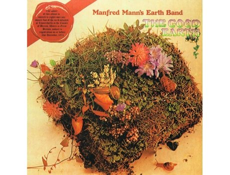 Vinil Manfred Mann's Earth Band - The Good Earth