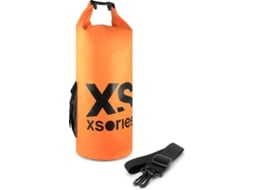 Saco XSORIES Stuffler 23L Orange — Resistente à água