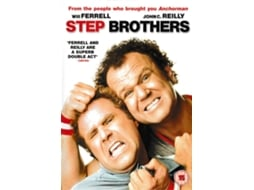 DVD No Artist - Step Brothers
