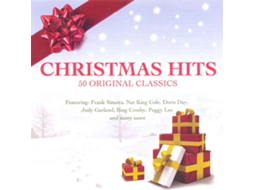 CD Christmas Hits. 50 Original Classics