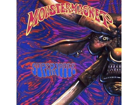 Vinil Monster Magnet - Superjudge — Pop-Rock