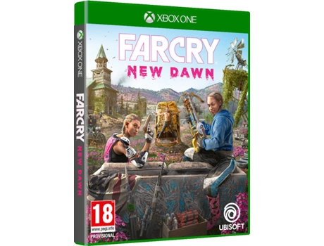 Jogo XBOX ONE Far Cry New Dawn (M18)