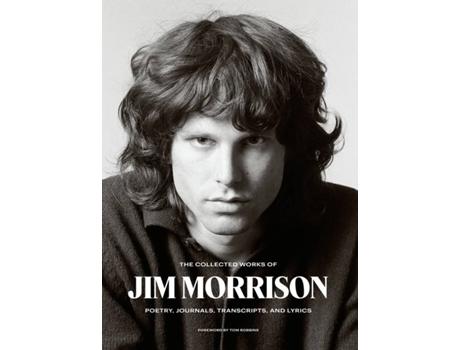 PENGUIN BOOKS UK - Livro The Collected Works Of Jim Morrison de Jim Morrison (Inglês - 2021)